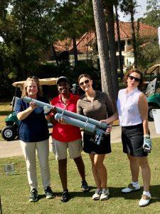 The Woodlands HS Baseball Team Golf Fundraiser