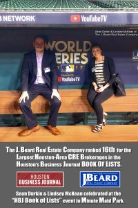 HBJ Book of Lists Event at Minute Maid Park