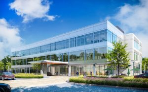 New Medical Office Building breaks gound at 121 Vision Park; First Lease Signed