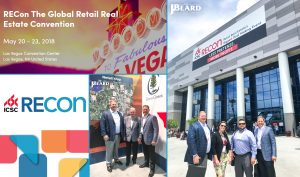 J. Beard Team attends RECon 2018 in Vegas for ICSC