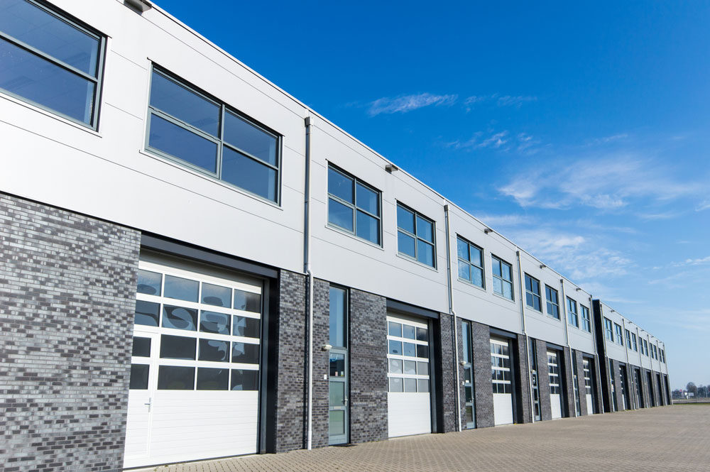 Commercial Real Estate Company - Selling and Leasing Industrial Property