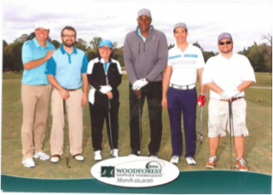 Woodforest National Bank – Supplier Charity Golf Tournament