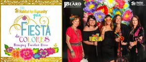 The J. Beard Real Estate Company sponsors the Habitat for Humanity Gala 2018